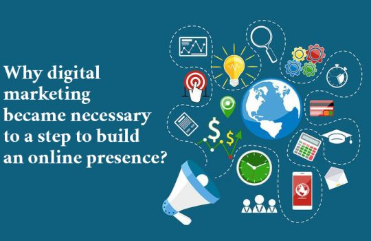 digital marketing necessary